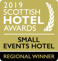 Scottish Hotel Awards 2019 - Small Events Hotel