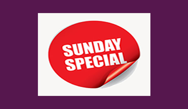 Sunday Offer